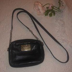 Michael Kors Black small crossbody purse